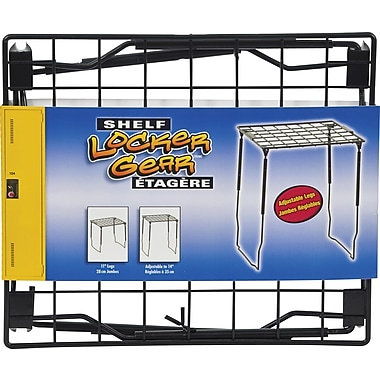 Staples® Adjustable Mesh Wire Locker Shelf
