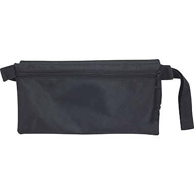 Staples® Double Zipper All Purpose Pouch