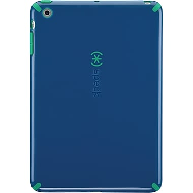 Speck CandyShell Case for iPad Mini, Harbor Blue/Malachite Green