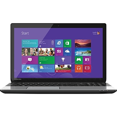 Toshiba 15.6in.  Touch Screen Laptop