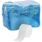 Georgia-Pacific® Angel Soft ps® Compact Coreless Bath Tissue, 2-Ply, 18/Ct, 1, 125 Sheets per roll