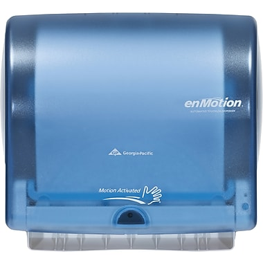 enMotion® Impulse® 10 Automated Towel Dispenser, Splash Blue