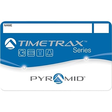 Swipe Card Numbers (26-50) for Pyramid TimeTrax Time Clocks
