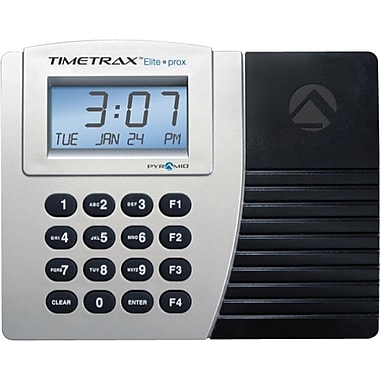 Pyramid Automated Proximity Time Clock (TTProx)