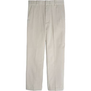 French Toast Boys Adjustable Waist Pant (Modern Fit), Khaki, Size 4