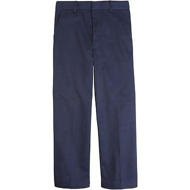 French Toast Boys Adjustable Waist Pant (Modern Fit), Navy, Size 5