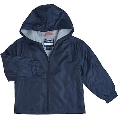 French Toast Unisex Lined Jackets, Navy