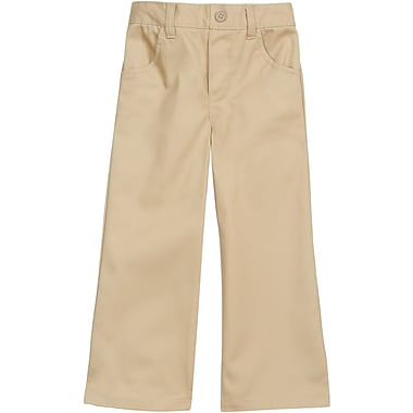 French Toast Girls Pull-On Pants, Khaki