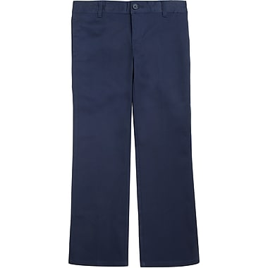 French Toast Girls Stretch Twill Pants, Navy