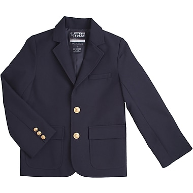 French Toast Unisex School Blazers, Navy