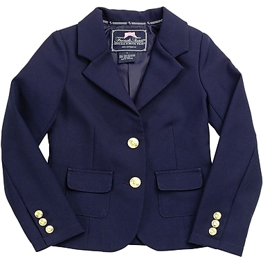 French Toast Girls Dress Blazers, Navy