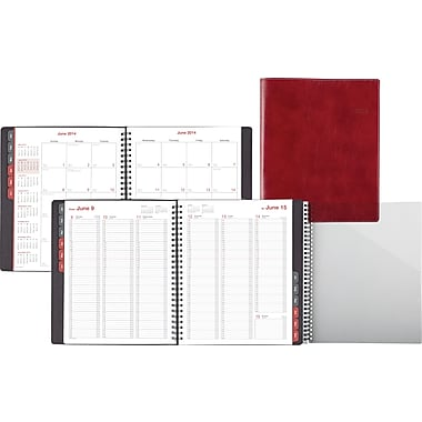 2014 Day-Timer® Fashion Weekly/Monthly Appointment Book, 6 7/8in. x 8 3/4in.