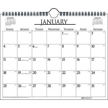 2014 AT-A-GLANCE® Business Wall Calendar, 15in. x 12in.