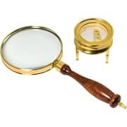 Barska Brass Magnifier Set