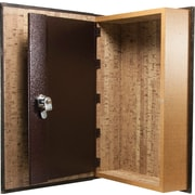 Barska Antique Book Safe with Key Lock