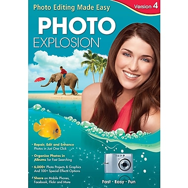 Photo Explosion Deluxe 4.0 FR/AN
