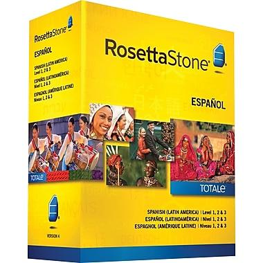 Rosetta Stone® Spanish Latin America, Level 1-3