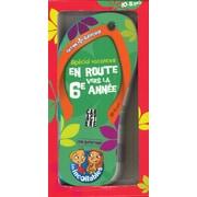Cartes de préparation de sixième année pour élèves francophones