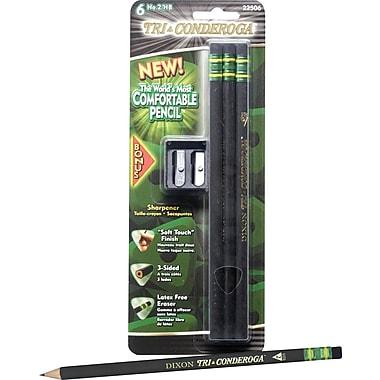 Dixon® Tri-conderoga Pencils, 6/Pack