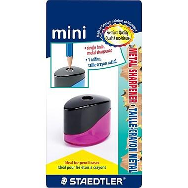 Staedtler® - Mini taille crayon métaliique à un trou