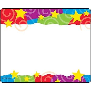 TREND Stars n Swirls Name Tags