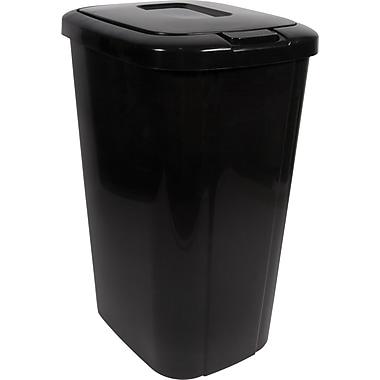 Hefty Touch Lid Wastebasket, 13.3 gal.