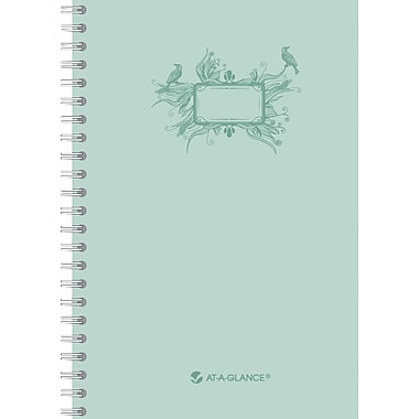 "2014 AT-A-GLANCE® Poetica Weekly/Monthly Planner, 5 1/2"" x 8 1/2"""