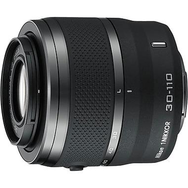 Nikon® 1 NIKKOR VR 30-110mm f/3.8-5.6 Lens, Black