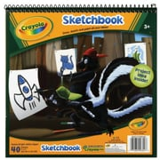 Crayola® Sketchbook