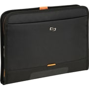 Solo Exclusives Collection Urban Ultra Slimfolio, Black/Orange