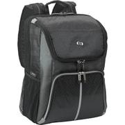 Solo Exclusives Collection Active 15.6 Backpack, Black/Grey