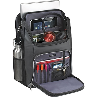 Solo Active Laptop Backpack, Black (ACV705-4)