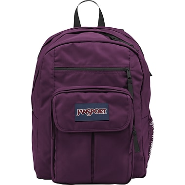 Jansport Digital Student Backpack, Berrylicious Purple