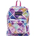 Jansport Superbreak Backpack, Multi Glow Box