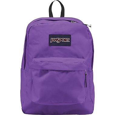 Jansport Superbreak Backpack, Purple Night
