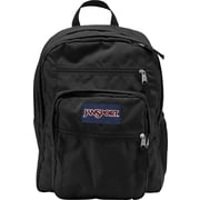 Jansport Big Student Black Fabric Backpack (TDN7008JAN)