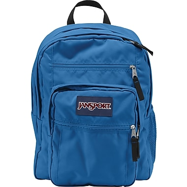 Jansport Big Student Backpack, Swedish  Blue