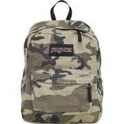 Jansport Backpack, Beige  Conflict Camo Canvas