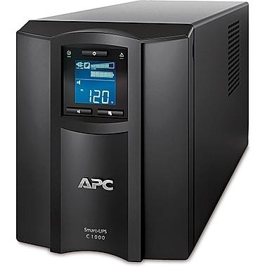 APC® Smart-UPS C 1000VA LCD, 120V