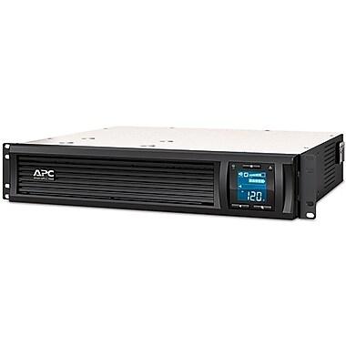 APC® Smart-UPS C 1000VA 2U LCD, 120V