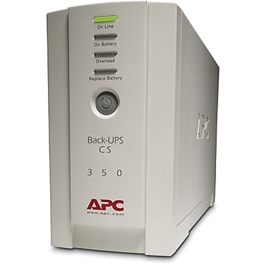 APC® Back-UPS 350VA 6-Outlet
