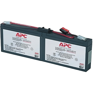 APC® Replacement Battery Cartridge, RBC18