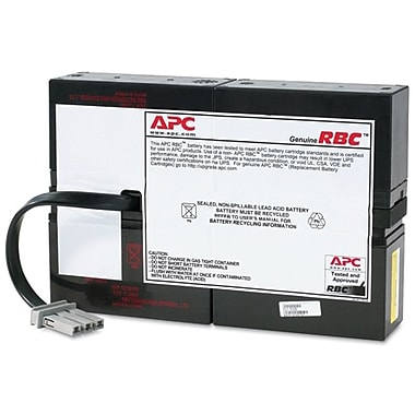 APC® Replacement Battery Cartridge, RBC59