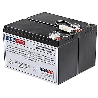 APC® Replacement Battery Cartridge, RBC109