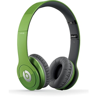 Beats By Dr. Dre Solo HD On-Ear Headphone, Green