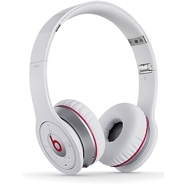 Beats By Dr. Dre Wireless On-Ear Headphone, White