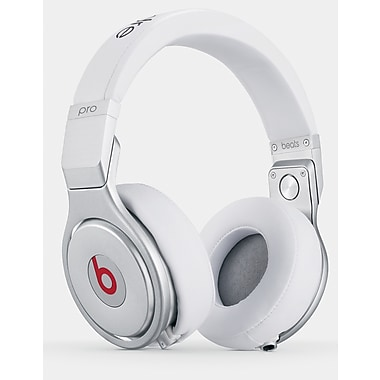 Beats By Dr. Dre Pro Over-Ear Headphone, White