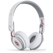 Beats by Dr. Dre Mixr On-Ear Headphones, White