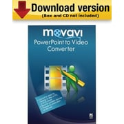Movavi PowerPoint to Video Converter 2.1 Business Edition for Windows (1-User) [Download]