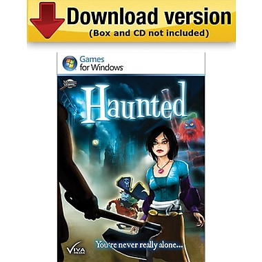 Viva Media Haunted for Windows (1-User) [Download]